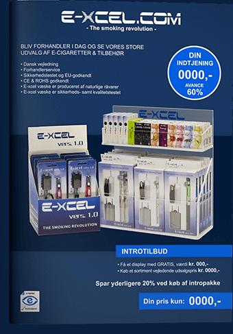 E-xcel Brochure Design
